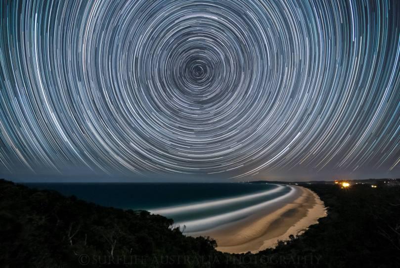 Celestial Spin