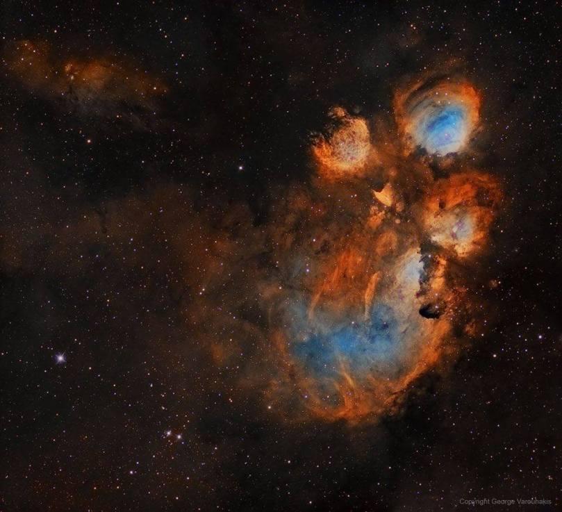 NGC6334_cats paw nebula