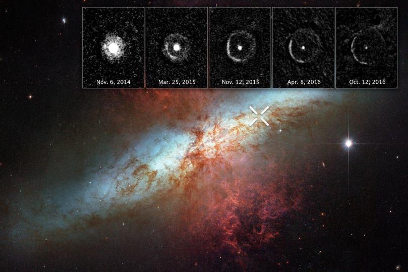Messier 82
