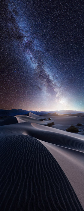 Sand & Stars
